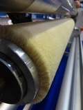 Tampico High Density Brush Rollers (Hot Perforation)